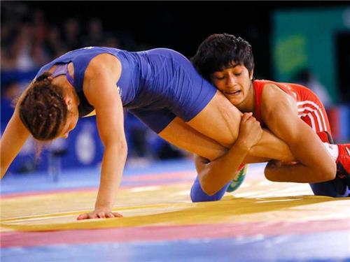 Wrestling in Haryana