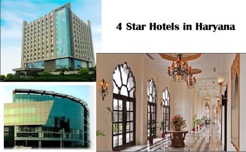 Star Hotels in Haryana