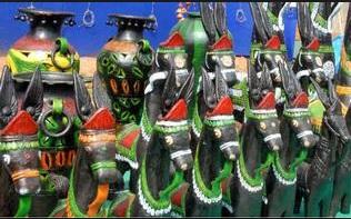 Handicrafts in Haryana