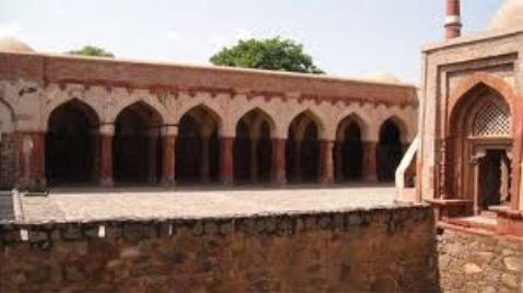 Masjid in Haryana