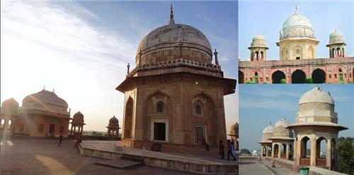 Haryana Sheikh Chehli Mausoleum