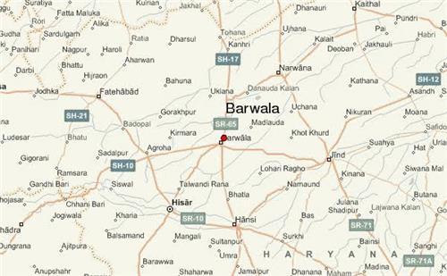 About Barwala