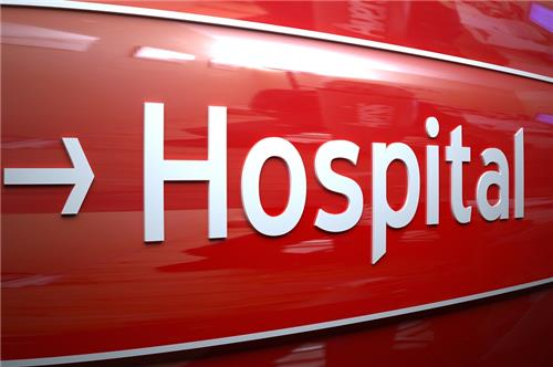 Hospitals in Bawal