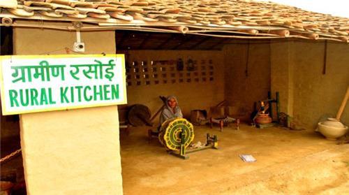 Food in Pratapgarh Farms