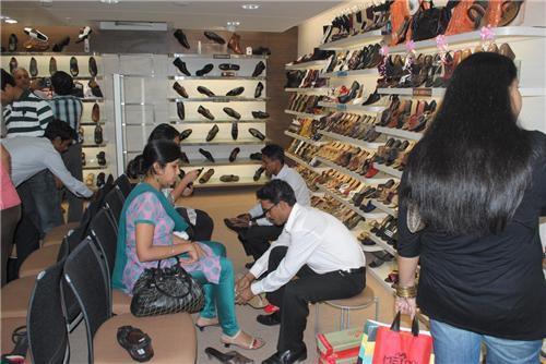 Shoe shops in Jhajjar