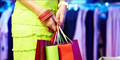 Shopping in Pinjore