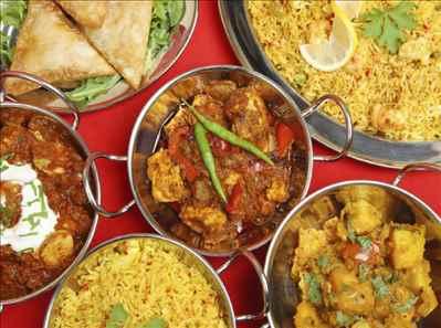Food in Rania