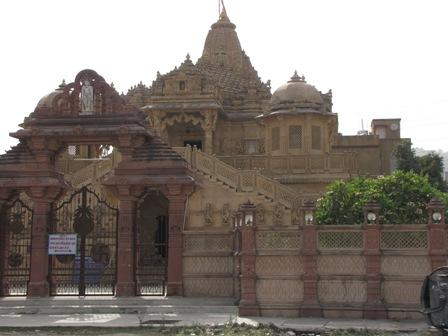 Doodhadhari Barfani Temple in Haridwar