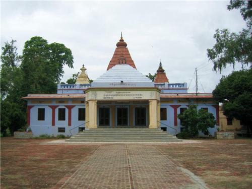 Ma Anandmayi Ashram in Haridwar Address