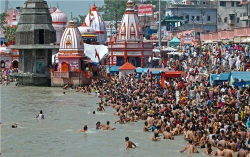 Distance from Haridwar