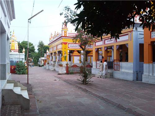 Saptrishi Ashram in Haridwar