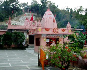 Sureshwari Devi Temple in Haridwar