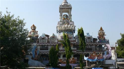 Vaishno Devi Temple in Haridwar