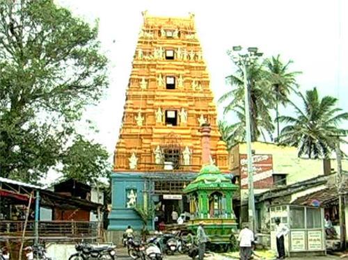 Hasanamba Shrine