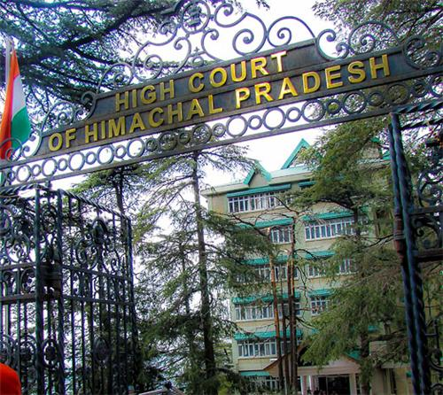 Administration  in Himachal Pradesh
