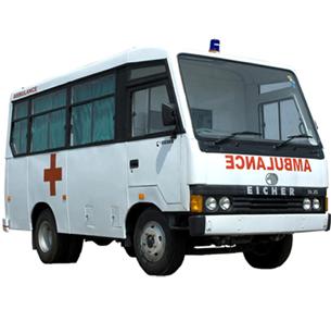 Ambulances in Himachal