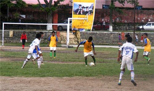 Football in Himachal Pradesh
