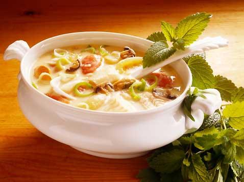 Vegetarian dishes in Himachal Pradesh