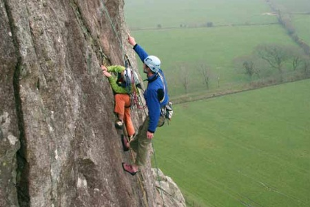 Rock Climbing in Himachal Pradesh