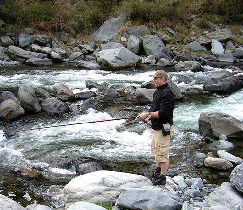 Fishing in Himachal Pradesh