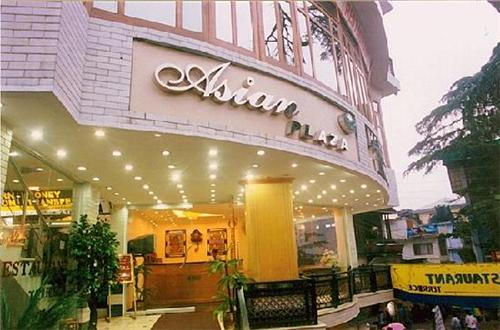 Asian Plaza Hotel