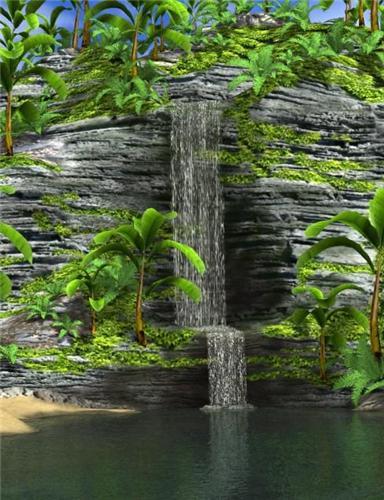 Bundla Waterfalls