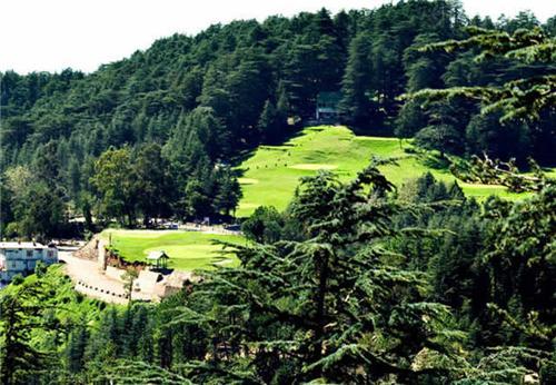 Chail in Himachal Pradesh