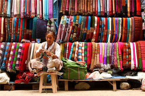 Woolen Garments in Himachal Pradesh