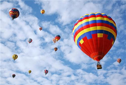 Hot Air Balloon Himachal