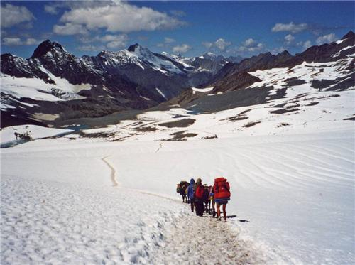 Kalihani Lake Trek