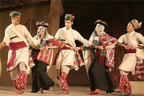 Nati Dance in Himachal Pradesh