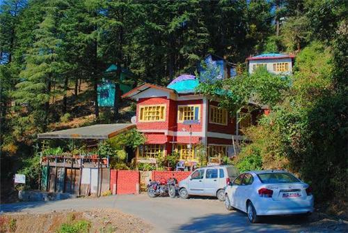 McLeod Ganj in Himachal Pradesh