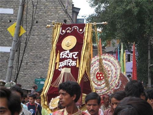 Minjar Fair in Himachal Pradesh