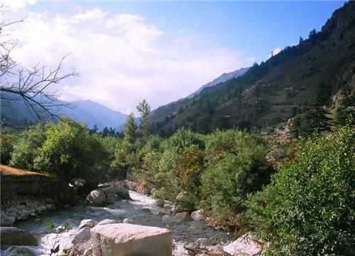 Valleys in Himachal Pradesh