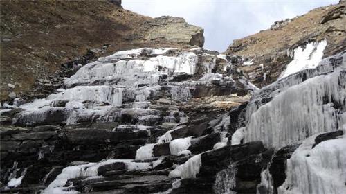 Waterfalls in Himachal Pradesh