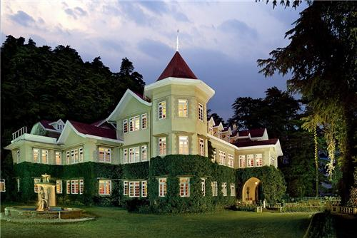 Woodville Palace in Himachal Pradesh