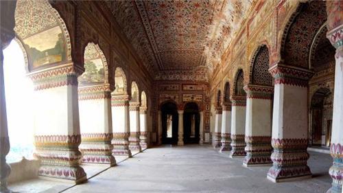 Palace of Arki