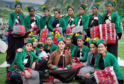 Pahari Culture
