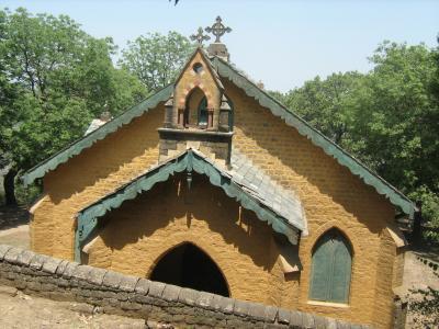 Historical Church in Dagshai