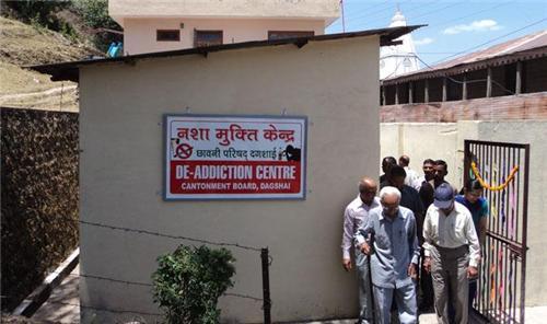 De-Addiction Center in Dagshai