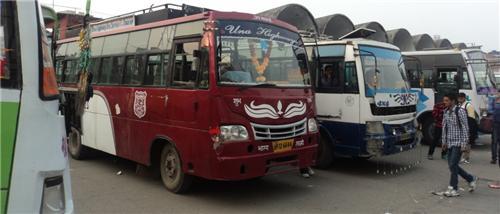 Bus Services in Gagret
