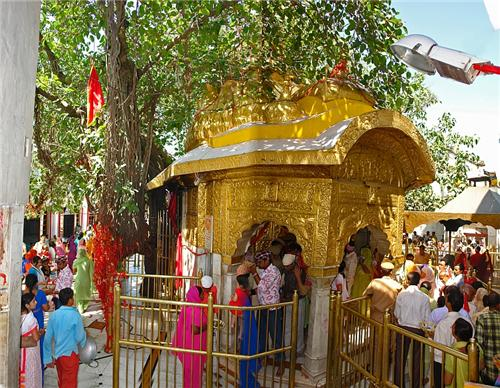Mata Chintpurni Devi Temple