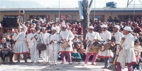 Folk Musicians of Kangra