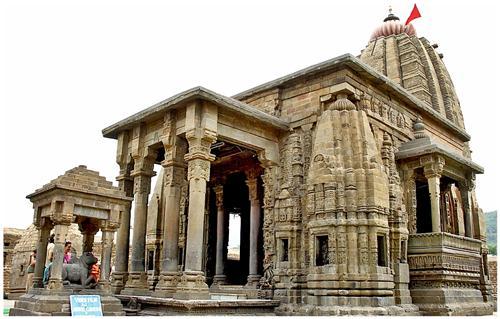 Shaiva Temple at Baijnath