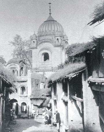 Brajeshwari Devi Temple before the Great Earthquake