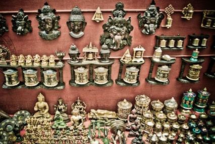 Handicrafts of Kangra