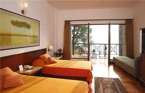 Luxury of Accommodations available in Baikunth Resort in Kasauli