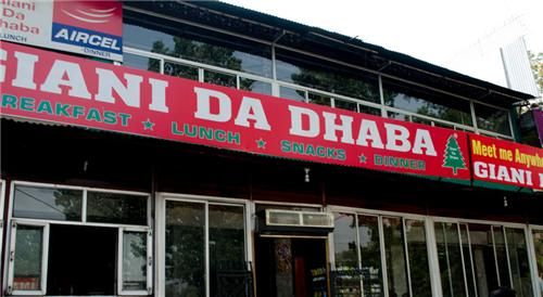 Well Known Dhabas Restaurants in Kasauli
