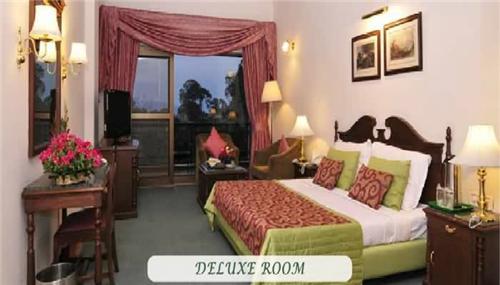 Magnificent Accommodations at Kasauli Resort in Kasauli
