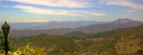 Natural places to see in Kasauli